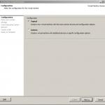 Creating VM in Vmware