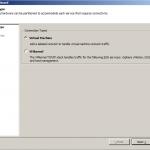 Adding Networking in Vmware vSphere