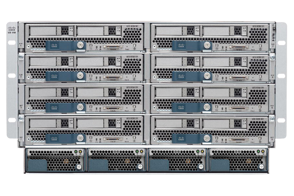 Cisco UCS Mini - Front