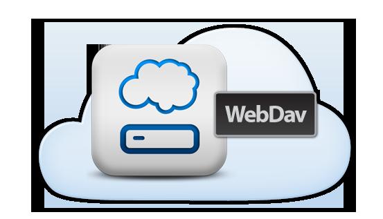 WebDAV Logo