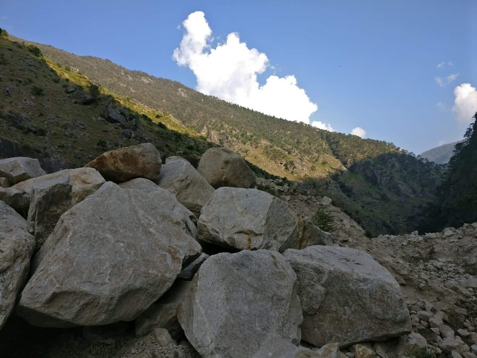 Somewhere on Road to Jumla