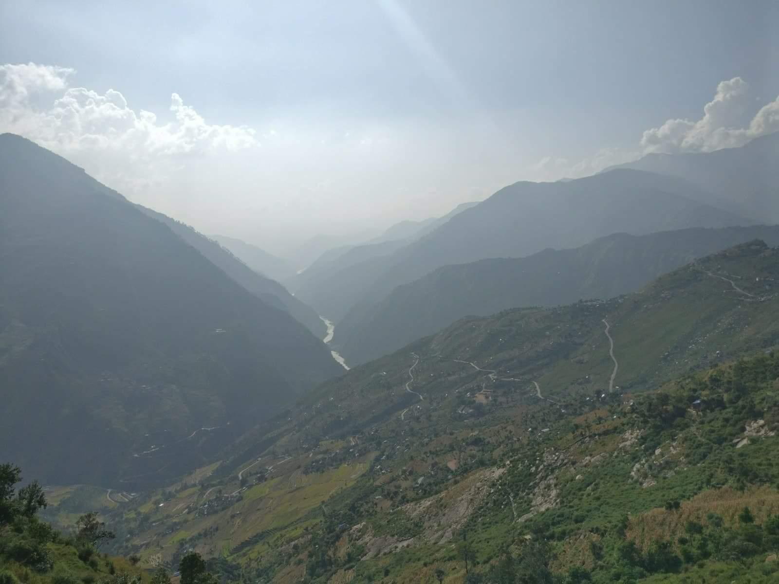 Maanma Bajar, Kalikot