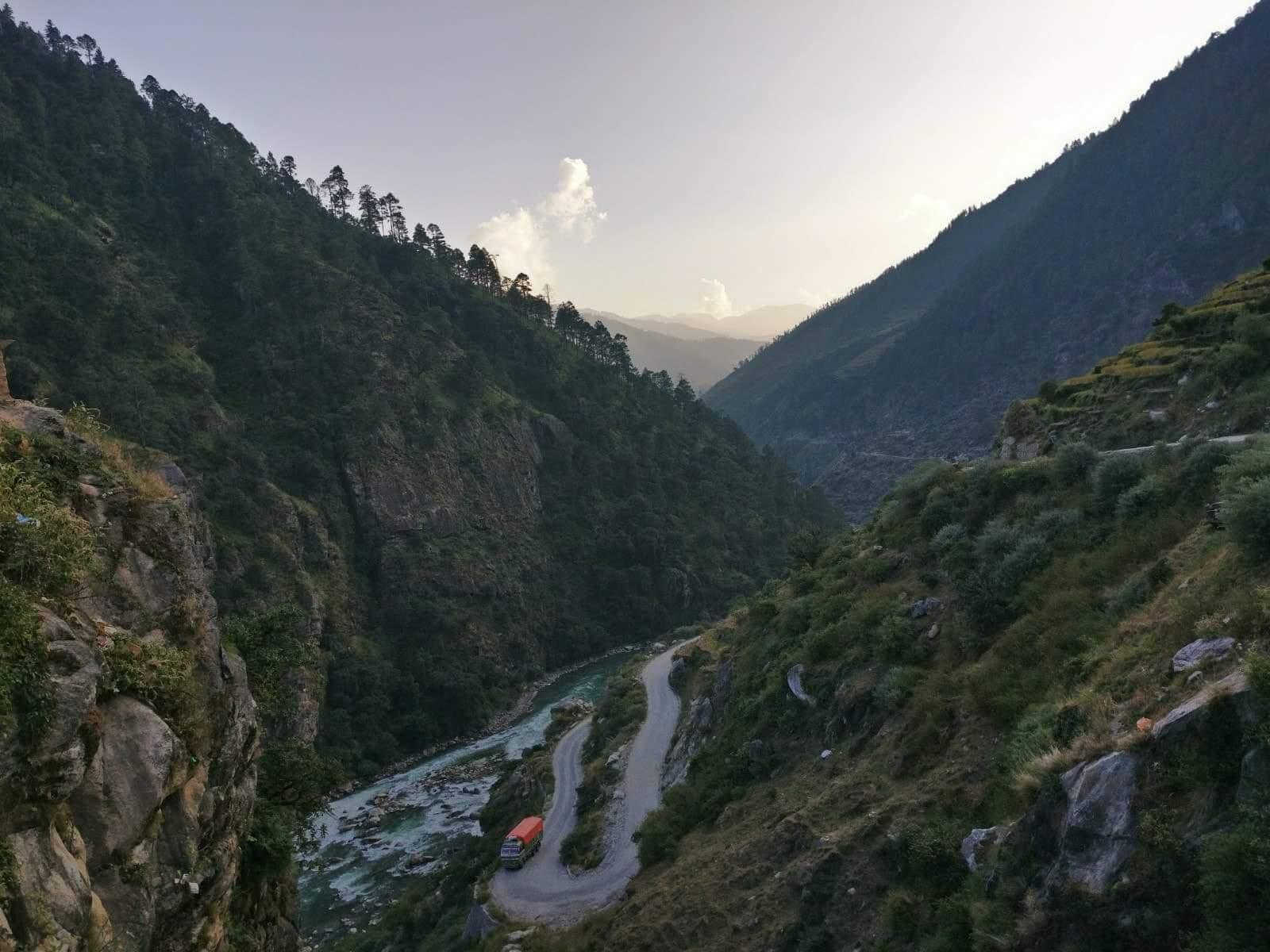 On The Way to Jumla